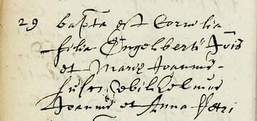 Abbildung bei Cornelia Engelbertus Joannes  van Cleef