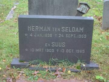 Afbeelding bij Herman ten Seldam