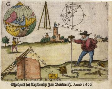 Afbeelding bij Cornelis Taeckes Coningh