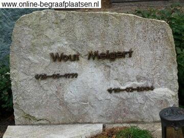 Afbeelding bij Wouter Melgert