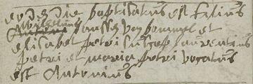 Afbeelding bij Antonius van Bommel
