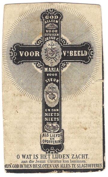 Afbeelding bij Johannes Petrus Franciscus Adriaanse