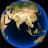 Logo Onderzoek in Afrika, Australië, Nieuw-Zeeland, Oceanië en Azië